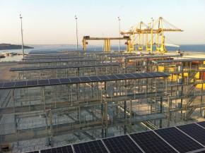 Asyaport Limanı, Tekirdağ (250 kWp)