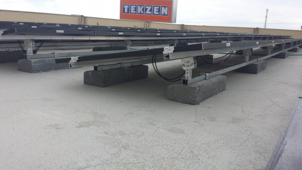 Tekzen Manavgat, Antalya (29 kWp)