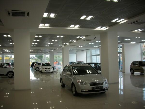 Dumankaya Hyundai Showroom, Tuzla, İstanbul