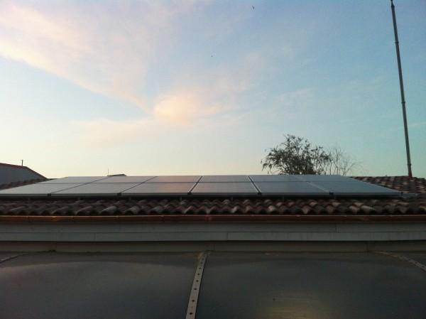 BRAAS Çatı Sistemleri (Monier Yapı Çözümleri San. Tic. A.Ş.), Gebze, Kocaeli, 3kWp