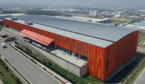 Umur Basım GOSB Fabrika Binası, Gebze, Kocaeli