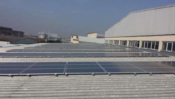 Umur Basım A.Ş., İstanbul (54 kWp)
