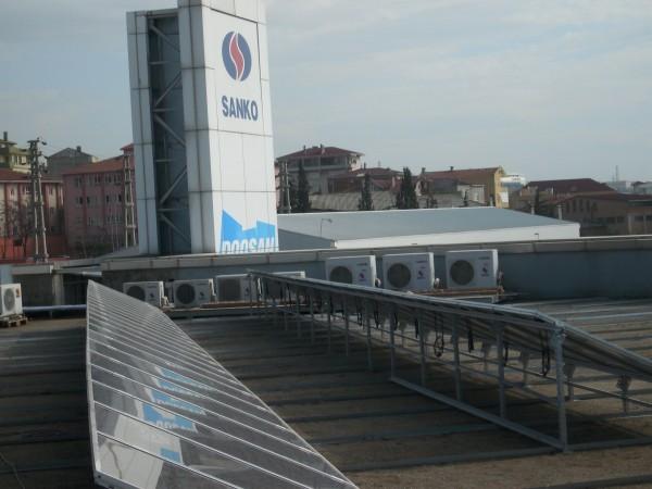 SANKO, İstanbul (10kWp)
