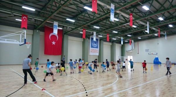 Ünalan Muhsin Yazıcıoğlu Spor Merkezi, Üsküdar, İstanbul