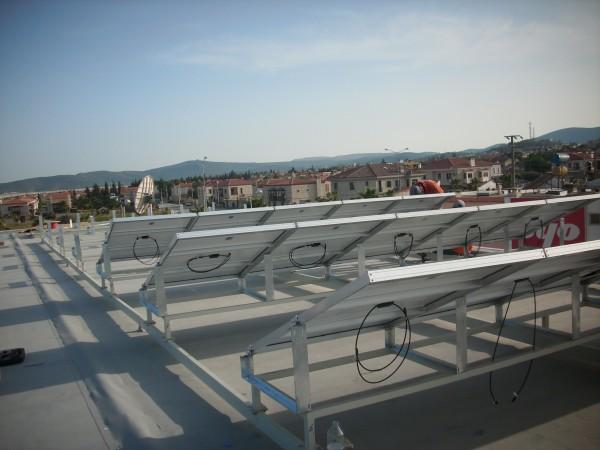 Migros, İzmir (5kWp)