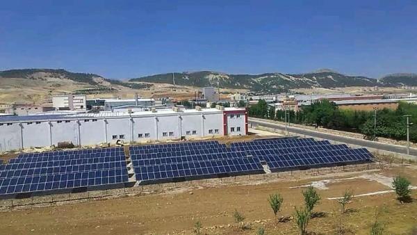 Akbulgur Gıda Ltd. Şti., Adıyaman (400 kWp)