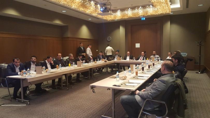 İpekler Elektrik Genel Kurul Toplantısı gerçekleştirildi.