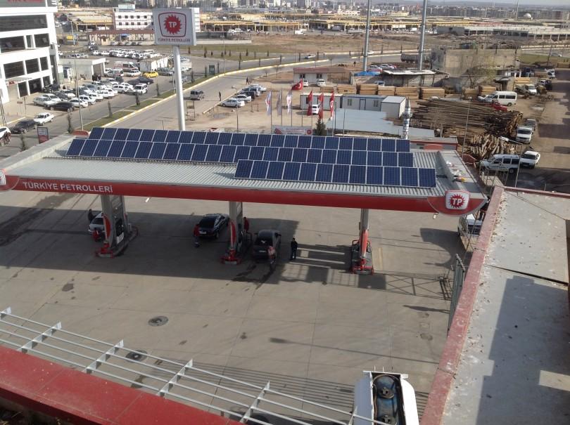Türkiye Petrolleri A.Ş., Şanlıurfa (15 kWp)