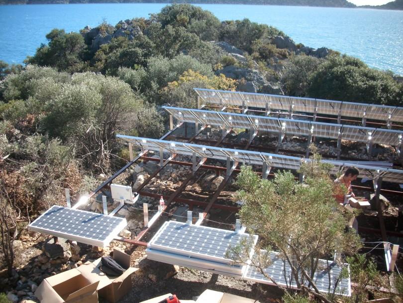 Kekova Adası, Antalya, (10kWp)