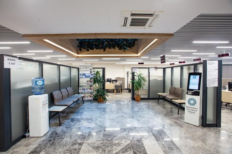 İTO İstanbul Ticaret Odası, Ek Hizmet Binası(Taşhan), İstanbul