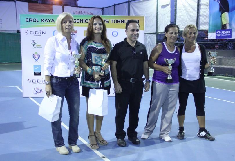 Pendik Tenis Kulübü Sponsoru İpekler Elektrik