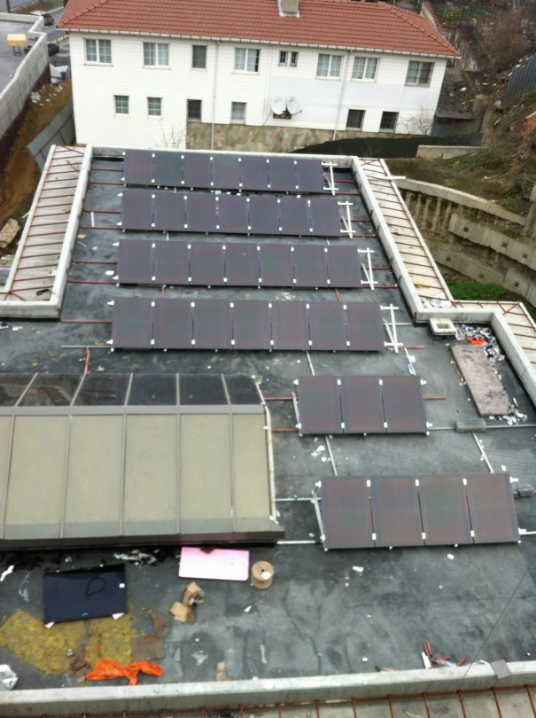 Eyüp Belediyesi, İstanbul (30 kWp)